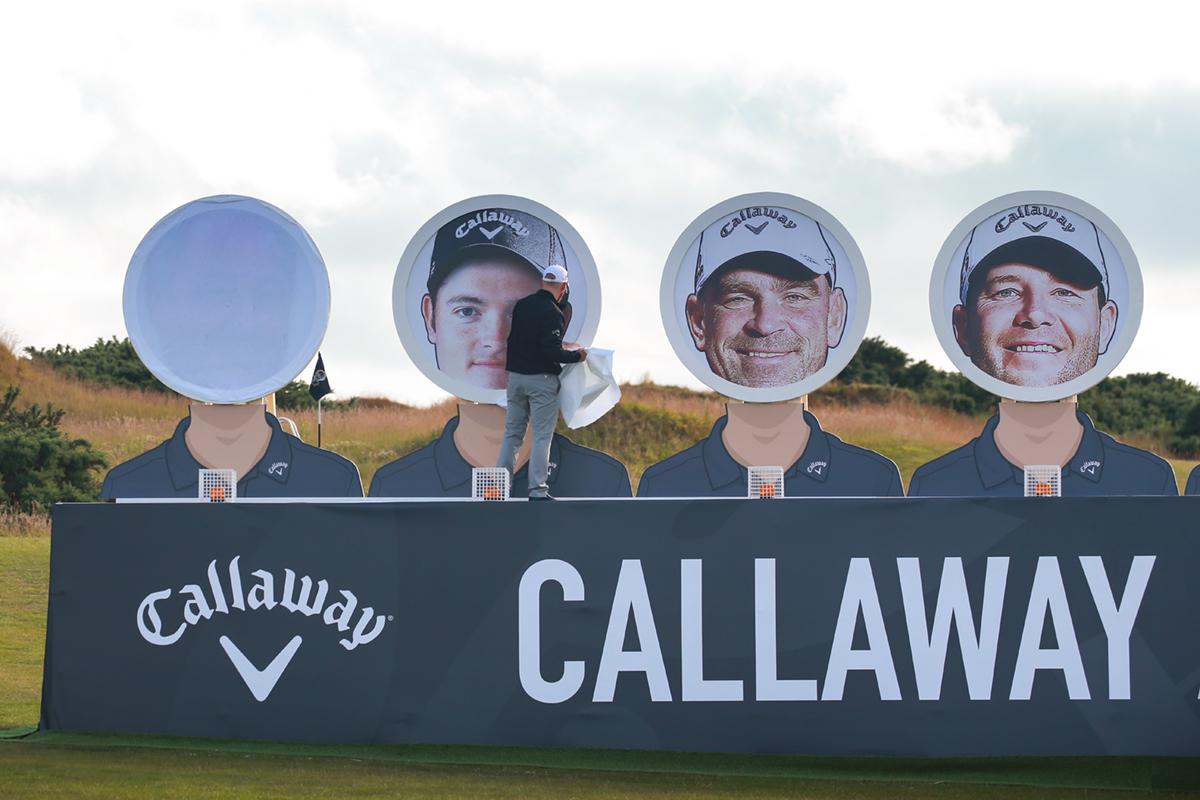 Callaway targets 0350 lr